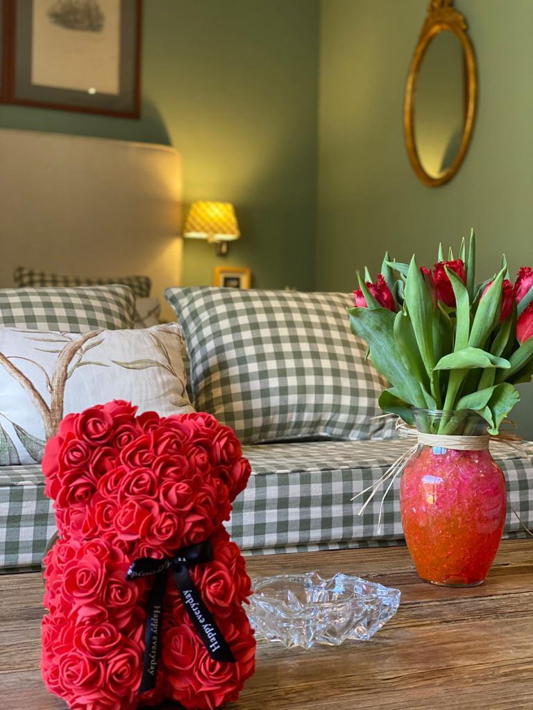 Suite Magnolia Hotel Boutique Pinar Cuenca Hoteles con encanto