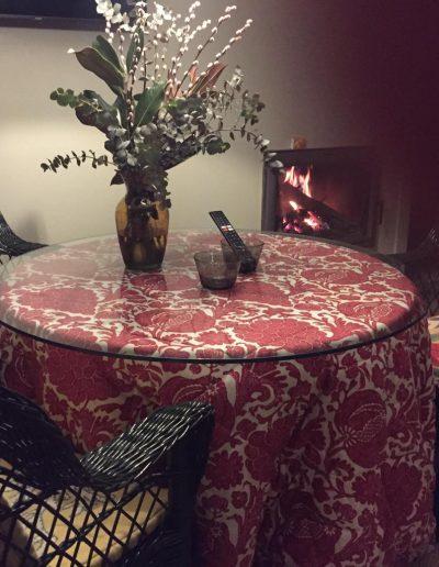 Suite Jazmin Hotel Bouitique Pinar Hoteles con chimenea