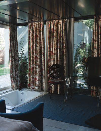 Suite Azahar Hotel Boutique Pinar Cuenca Hoteles con piscina privada