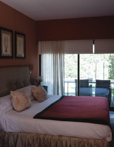 Suite Camelia Hotel Boutique Pinar Cuenca Hoteles con chimenea