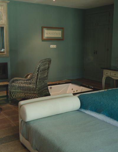 Suite Gardenia Hotel Boutique Pinar Cuenca Hoteles con Jacuzzi