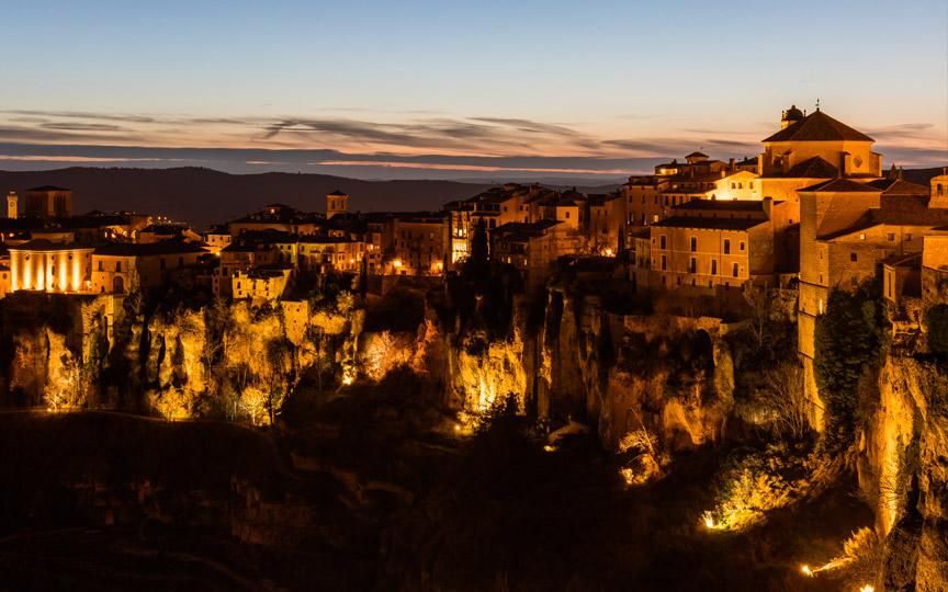 Conociendo la ciudad antigua de Cuenca